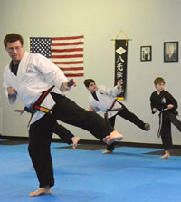 Advanced Kids Karate